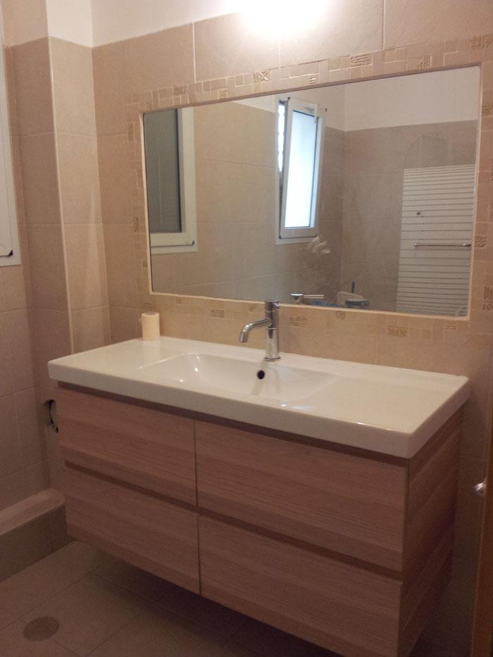 שיפוץ דירה, שיפוץ הדירה, שיפוץ חדר אמבטיה, ארונות לאמבטיה, ארונות לחדר אמבטיה, נגרות פרטית