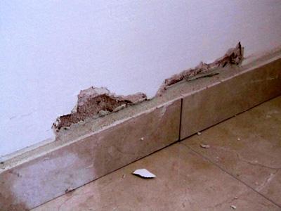 בדיקת לקויי בניה אחרי שיפוץ דירה