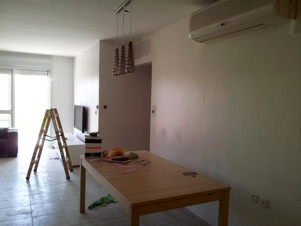 שיפוץ דירת 4 חדרים